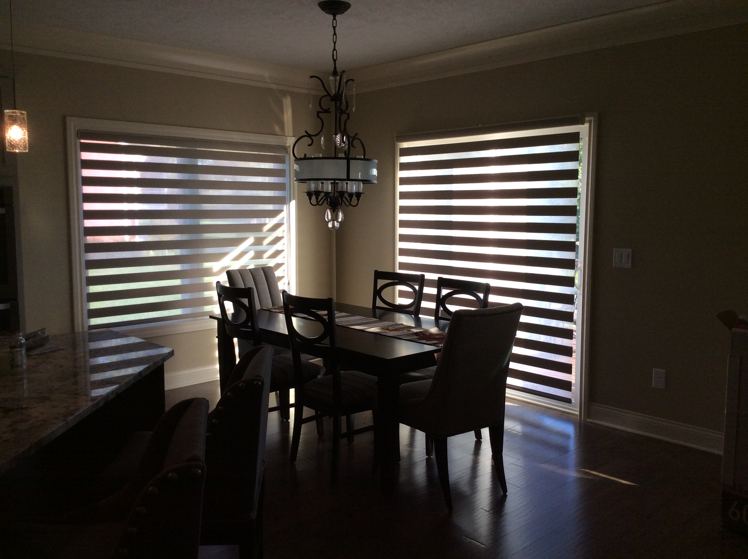 window blinds and shades will complement our window treatment services by allowing us to completely transform any window whether you are in search of