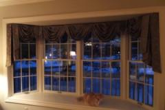 Bay Window Valance